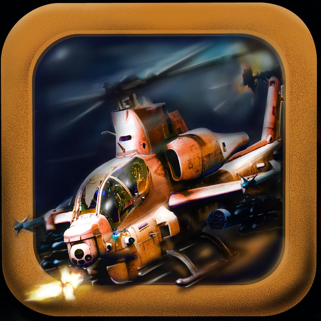 Apache Extreme Destruction - PRO Combat Hellfire Strike Supreme Airborne Mayhem Edition