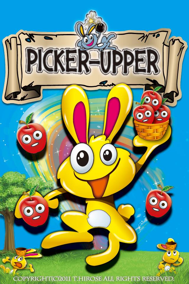 Screenshot PICKER-UPPER