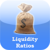 Liquidity Ratios Calculator for CPAs, Investment Bankers, Finance Professionals, and MBAs
