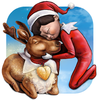 The Elf on the Shelf CCA & B LLC. - Elf Pets Reindeer - Elf on the Shelf® — Virtual Pet with Mini Games and Christmas Magic Meter™ for Kids  artwork